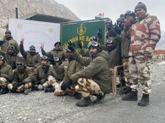 20 Border Cops Get Bravery Medals For Handling Ladakh Skirmishes