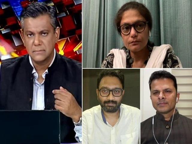 Video : Should Social Media Have Freedom To Censor?