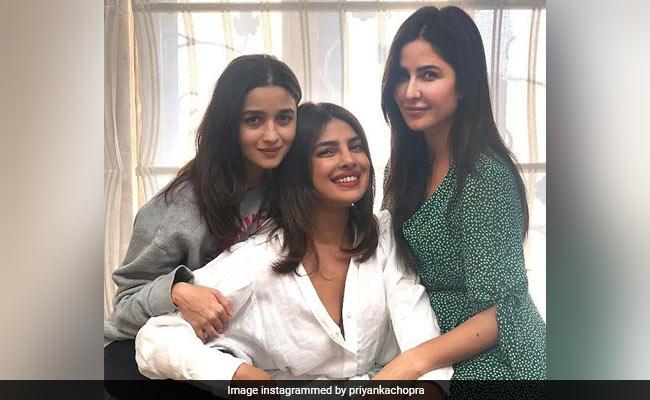 Jee Le Zaraa Backstory: Priyanka Chopra Called '2 Real Friends' - Katrina Kaif, Alia Bhatt. Then...