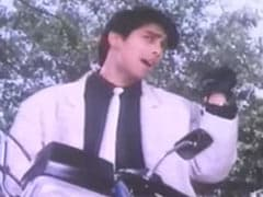 Extreme Throwback: Salman Khan In A Bike Commercial From 1985. 'Nuff Said