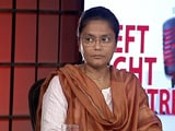 Video : Former Congress MP Sushmita Dev Quits Party, Sends Letter To Sonia Gandhi