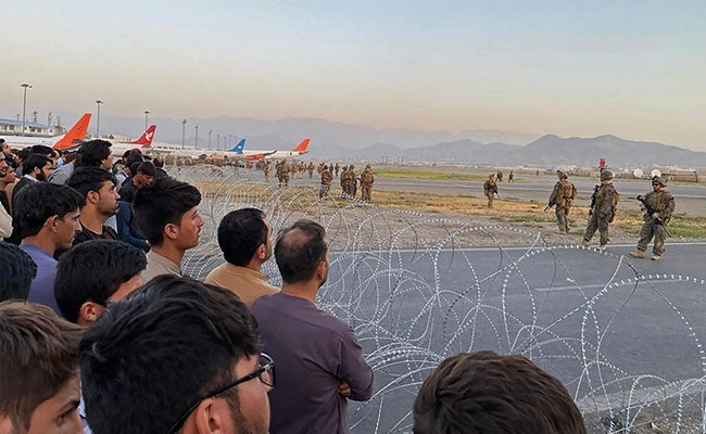 US Deployed Helicopters To Rescue 169 Americans In Kabul Operation