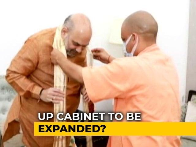 Video : Eye On Polls, Yogi Adityanath May Expand Cabinet
