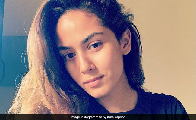 On Mira Rajput's 'Oats On Gram' Post, Curious Ishaan Khatter Drops This Comment