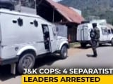 Video : Separatists Funded Terror By Selling Pak MBBS Seats To J&K Students: Cops