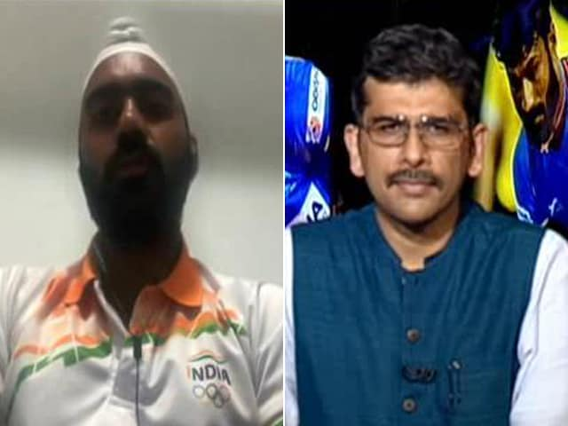 Video : Men's Hockey Star Reveals What PM Said To Them After Semis Defeat