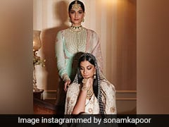 In Fabulous Ethnic Looks, Sonam Kapoor And Rhea Kapoor Prove They Are The Ultimate Sister Style Icons
