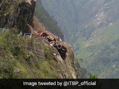 13 Dead In Himachal Pradesh Landslide, 25-30 Missing As Vehicles Trapped