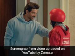 Zomato Responds To Backlash Against Ads Featuring Hrithik Roshan, Katrina Kaif