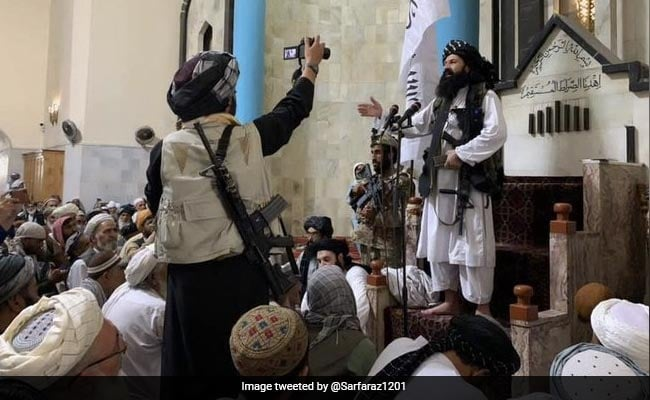 Haqqani Network, Taliban Separate, Says US, As Pakistani Terrorist Emerges In Afghanistan
