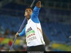 Devendra Jhajharia, India's Double Paralympic Gold Medallist, Says He Was On Verge Of Quitting In 2013