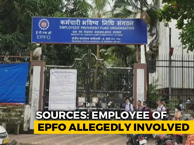Video : Probe Begins After Alleged Scam At Mumbai Provident Fund Office
