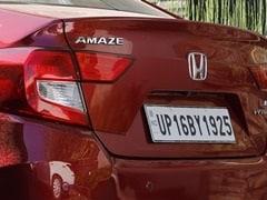 2021 Honda Amaze Facelift Production Begins In India