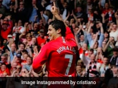 """""""Sir Alex, This One's For You"""": Cristiano Ronaldo On Manchester United Return"""