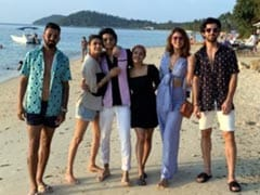 Athiya Shetty And Boyfriend KL Rahul In A Throwback Pic From Their Thailand Vacation