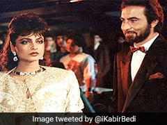 "Kabir Bedi Recalls How He Was ""Called Back"" From Honolulu Shoot To Film <i>Khoon Bhari Maang</i>"