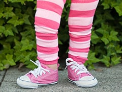 Your Little Girl Won't Want To Remove These Comfortable Leggings At Any Point Of The Day