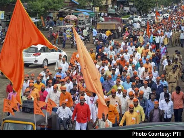 Video : After Maratha Quota Row, Bill To Help States Edit Backward Classes' List
