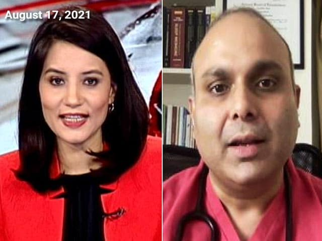 Video : Over 88 Lakh Vaccinations in 24 Hours, Highest Ever