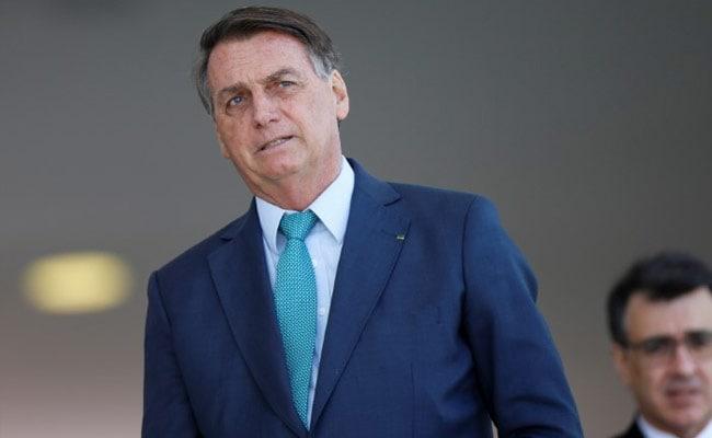 Brazil's Bolsonaro Must Face Homicide Charge For Covid Errors: Senate Report