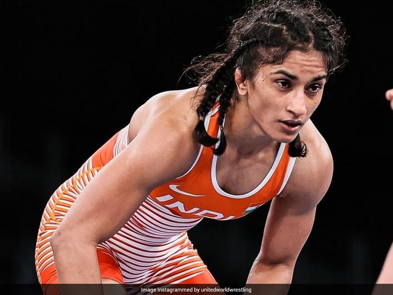 Tokyo Olympics: Vinesh Phogat Makes Shock Exit, Anshu Malik Loses Repechage Bout