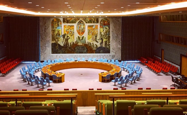 India Takes Over UN Security Council Presidency For August, Thanks France