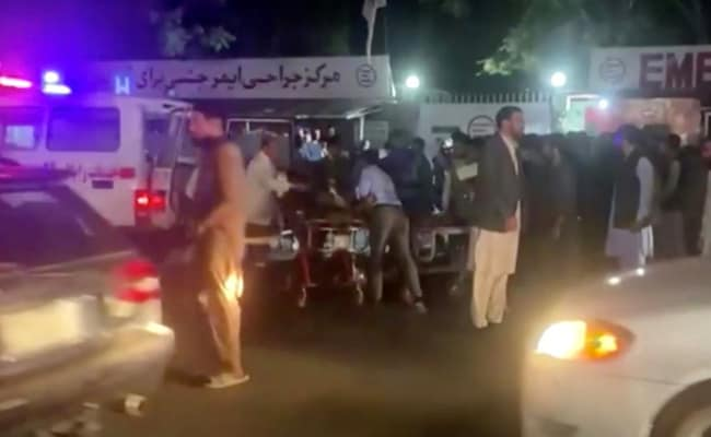 Two Nationals Among Dead In Kabul Airport Attack: UK Government
