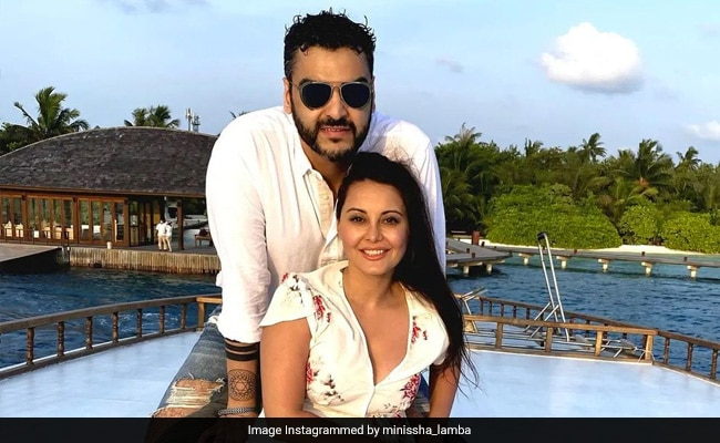 'My Best Date For A Dinner Out': Minissha Lamba's Loved-Up Post For Boyfriend On His Birthday
