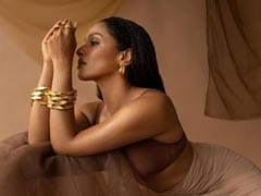 """On Masaba Gupta's To-Do List - """"Too Much Gold To Try On"""""""