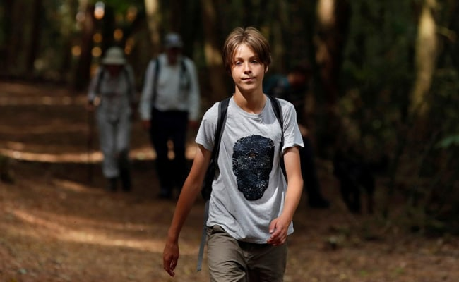 Meet The 11-Year-Old British Boy Who's Walking To Save The Earth