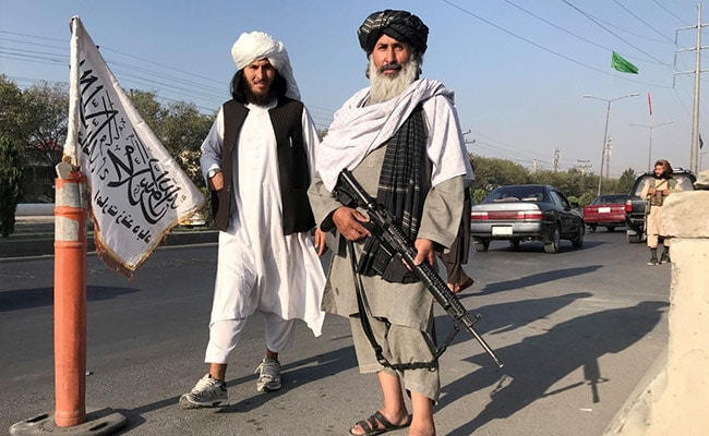 Taliban Gained 'Fair Amount' Of US Defense Equipment: White House