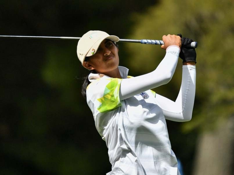 Indian Golfer Aditi Ashok Books Spot For Womens British Open, Finishes Second In Qualifiers