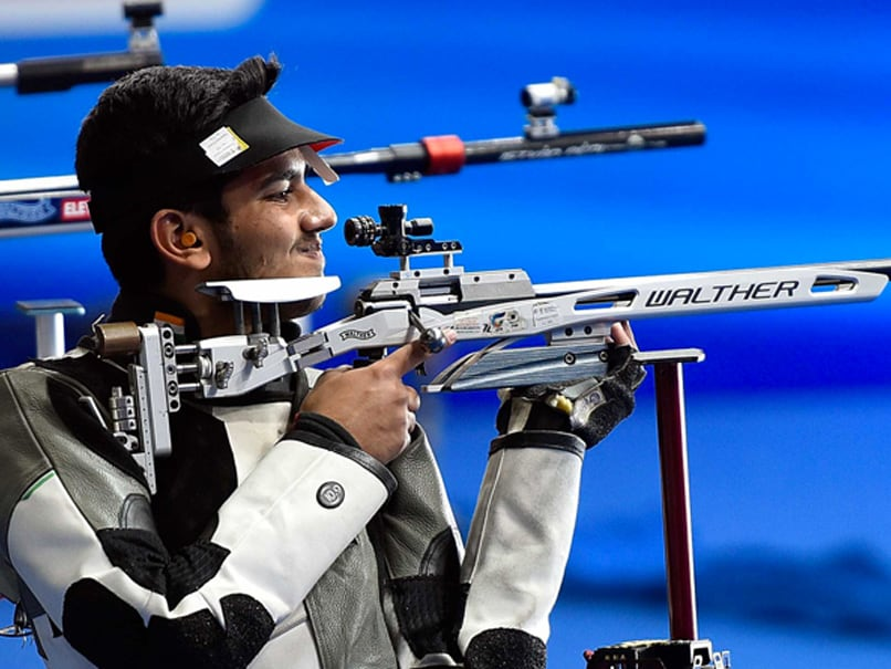 Tokyo Olympics: Aishwary Pratap Singh Tomar, Sanjeev Rajput Fail To Qualify For Medal Event In 50m Rifle 3 Positions