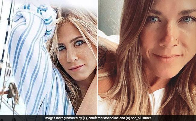 'OMG Rachel': The Internet Is Thrilled To Meet Jennifer Aniston's Lookalike