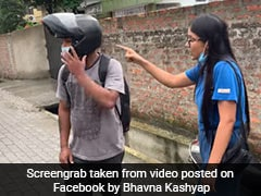 Assam Woman's Viral Post On How She Caught Man Who Groped Her On Street