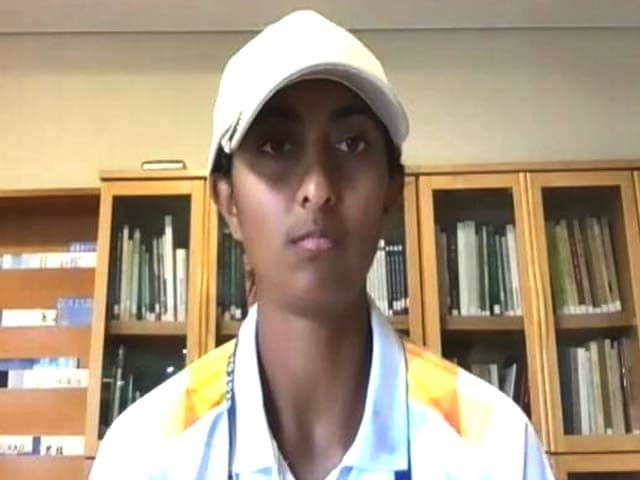 Video : Lost Lot Of Strength Due To Covid: Golfer Aditi Ashok To NDTV