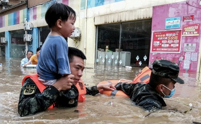 21 Dead, Over 6,000 Evacuated As Heavy Rainfall Batters Central China