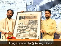 """""""Making of the Constitution"""" E-Photo Exhibition Launched In Delhi"""
