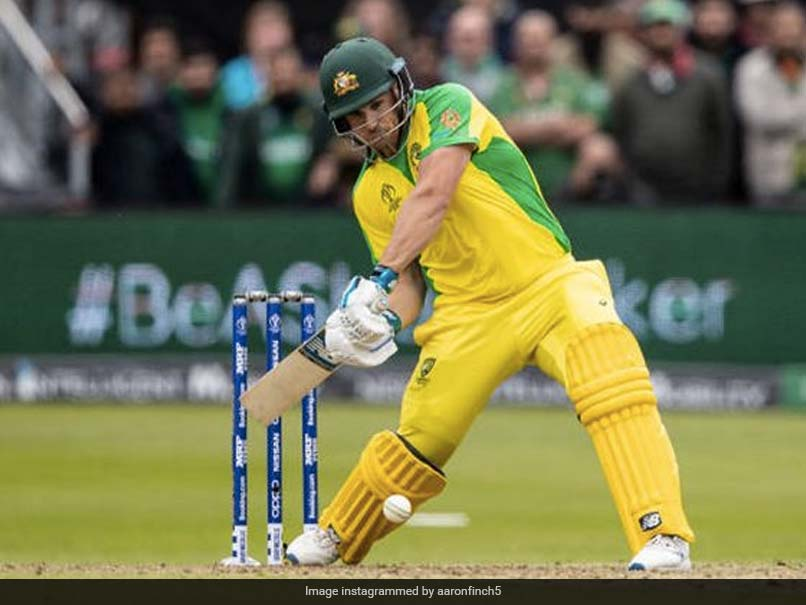 Australia Captain Aaron Finch Targets T20 World Cup Return After Successful Knee Surgery