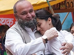 On 3 Years Of <i>Mulk</i>, Taapsee Pannu Pays A Tribute To Rishi Kapoor