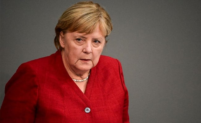 German Chancellor Bids Farewell To Israel After 16 Years Of Support