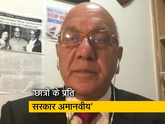 Video : अनलॉक एजुकेशन : NDTV से बोले UK सांसद वीरेंद्र शर्मा, छात्रों के प्रति लिए गए सरकार के फैसले अमानवीय