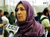 """Video : """"Indian Brothers, Sisters Rescued Us"""": Afghan Woman On Her Evacuation"""