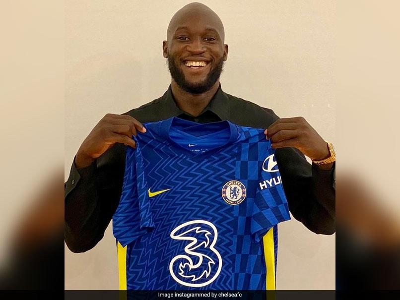Chelseas Record Signing Romelu Lukaku Ready To Face Arsenal