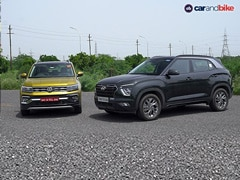Compact SUV Wars: Newbie VW Taigun vs Market Leader Hyundai Creta