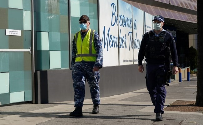Australia Suffers Worst Covid Day This Year With Millions In Lockdown