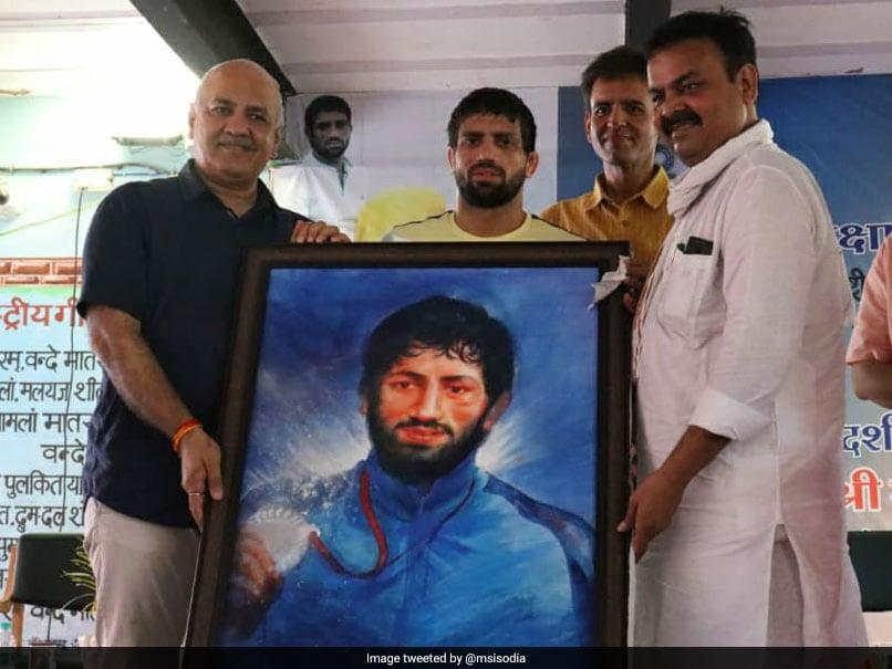 Olympic Medallist Wrestler Ravi Dahiyas School In Delhi To Be Renamed After Him