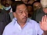 "Video : Police Arrest Union Minister For ""Slap Thackeray"" Remark"