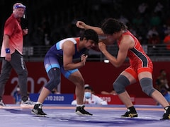 Tokyo Olympics: Wrestler Sonam Malik Eliminated, Loses To Asian Games Silver Medallist In Women's Freestyle 1/8 Final