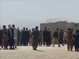 Video : NDTV Exclusive Video: Gunfire, People Scaling Walls - The Kabul Airport Meltdown